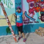 Exploring Wynwood Walls in Miami