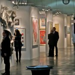 "LA Art Show: ""The Joys of Collecting Art"" Panel with Blake Byrne and the Einsteins"