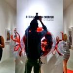 Los Angeles Falls #undertheinfluence of Desire Obtain Cherish at KM Fine Arts