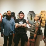 """Boxes of Death 4"" Opening at AR4T Gallery"