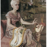"Gail Potocki ""Fragmented Alice"" at Century Guild"