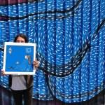 B.B. Bastidas: That New Blue Magic in DTLA Murals