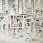 "Gary Baseman's ""Mythical Homeland"""