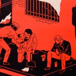 End of Days: Cleon Peterson's Solo Show at New Image Art