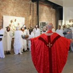 Moby's 'Innocents' Closing Reception and Parade