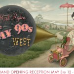 "Mark Ryden ""Gay 90s Wests"" Opens at Kohn Gallery"