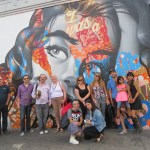 Cartwheel Art Takes Create: Fixate on Sunset Mural Tour