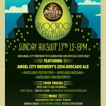Avocado Festival at Angel City Brewery, Cartwheel Art Tour of Arts District