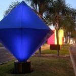Illumetric: Public Art Shapes Santa Monica Blvd With Light