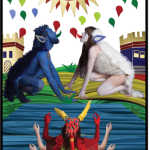 """One Night Only! """"22+1"""" – Viviana Druga's Tarot Art, Oct. 1 at Actual Size Gallery"""