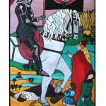 """Tarot of the Dead"" One Night Show Oct. 25 at Gallerita Buena Suerte in Chinatown"