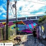"""Obscura Society LA Explores """"Gabba Art District"""" in LA, with Cartwheel Art Tours"""