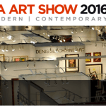 Save the Date:  2016 LA Art Show,  January 27 to 31