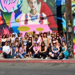 Tour Event Photo Coverage: Cartwheel Art Tours x Women Who Whiskey – DTLA Arts District