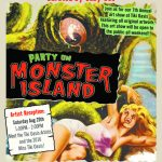Tiki Oasis 16: Party on Monster Island Art Show Preview