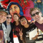 Cartwheel Art Tours Coverage: Neighborhood Explorations in Echo Park with Adam Ayala of Cartwheel Art Tours