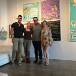 Cartwheel Art Tours Coverage: Neighborhood Explorations in DTLA, with Cartwheel Art Tours Host – Dale Youngman