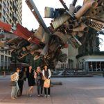 Cartwheel Art Tours Coverage: Neighborhood Explorations in DTLA, with Cartwheel Art Tours Host – Deborah Vanakin