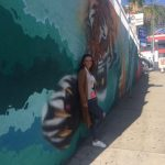 Cartwheel Art Tours: Neighborhood Explorations in Hollywood, with Cartwheel Art Tours Hosts – Robert (aka Dytch 66) and Nona Gomez