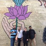 Cartwheel Art Tours Coverage: Neighborhood Explorations in DTLA, with Cartwheel Art Tours Hosts – Stephen and Jodi Zeigler