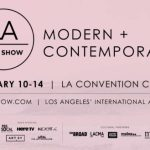 Save the Date: LA Art Show Returns to the LA Convention Center January 10th – 14th, 2018
