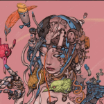 "SAVE THE DATE!  Giant Robot Presents Two Shows – ""Girls by Katsuya Terada"" and ""Pop Totoro Mash Up""  – Saturday December 16th (6:30 – 10pm)"