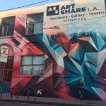 SAVE THE DATE: Mikael B. Mural Unveiling and Reception at Art Share L.A. – February 21st