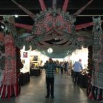 Event Coverage: Photo/Video Highlights from the Littletopia section at the 2018 LA Art Show, by Cindy Schwarzstein