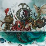 """SAVE THE DATE:  """"The Escape Artist,"""" a Solo Exhibition by Greg """"Craola """" Simkins at KP Projects – Saturday May 19th"""