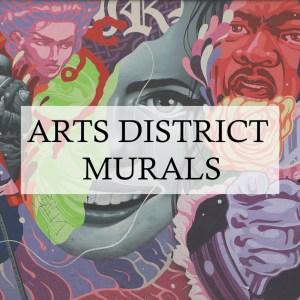 DTLA Arts District murals, street art and graffiti tour