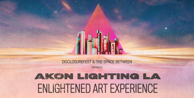 Akon Lighting LA - November 15-26, 2019