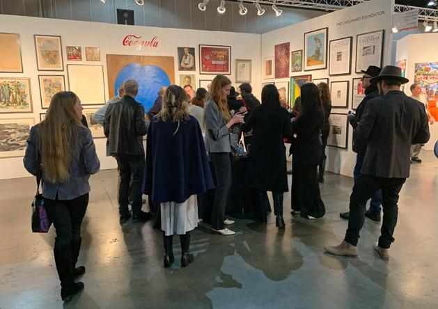 Chouinard – 100 Years of LA Art - LA Art Show 2020