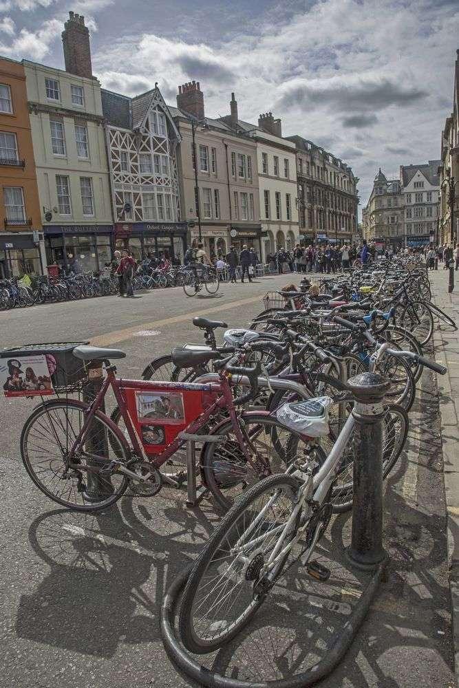 Bikes, Oxford