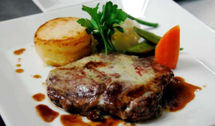 Cartwright Hotel Oxfordshire Sunday lunch menu