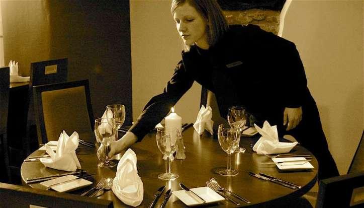 Restaurant Aynho Dinner Menus