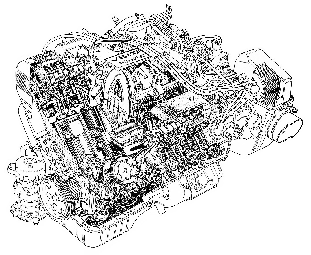 4 2l Jaguar Engine