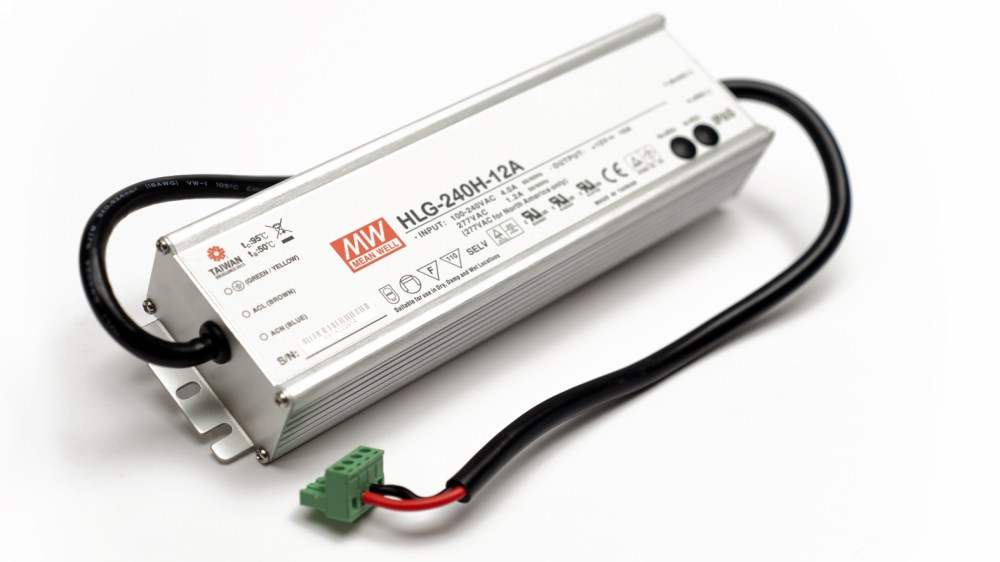 medium resolution of power supply for led strip