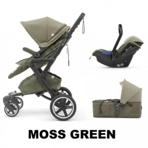 Sistem 3 in 1 Neo Plus Mobility Set Concord Moss Green