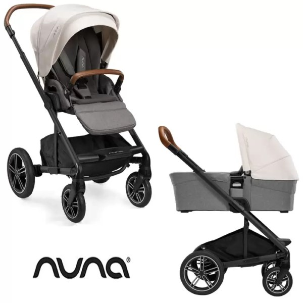 Carucior 2 in 1 Nuna Mixx Next Birch