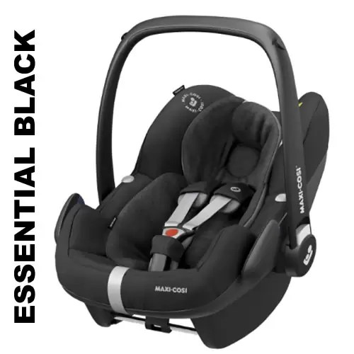 cos auto maxi cosi pebble pro i size essential black