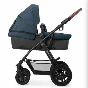 Carucior XMoov Kinderkraft 3 in 1 navy 1
