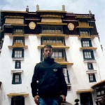 Frank Caruso, L.Ac. Photo Gallery - White Palace at Potala Palace Lhasa Tibet