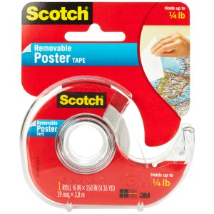 Scotch Poster Tape