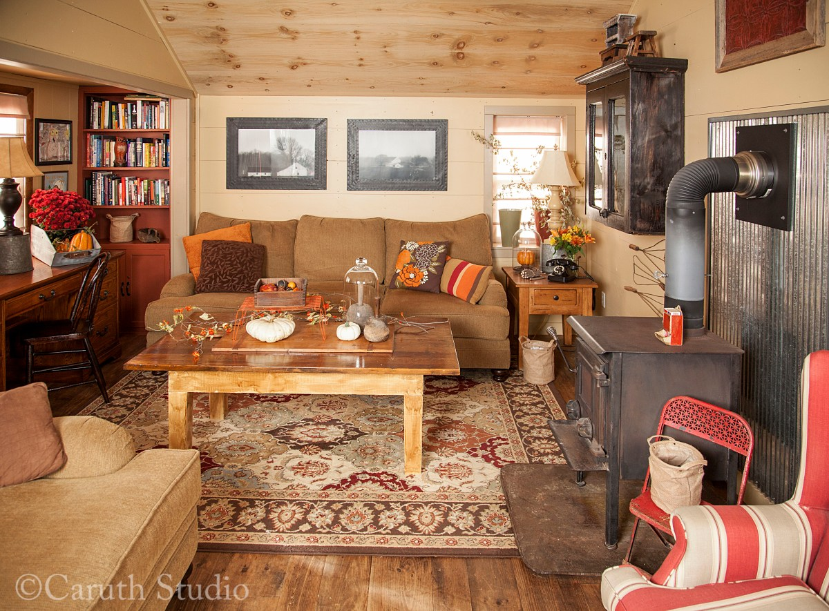 A Creative Country-Style Home Makeover in Missouri