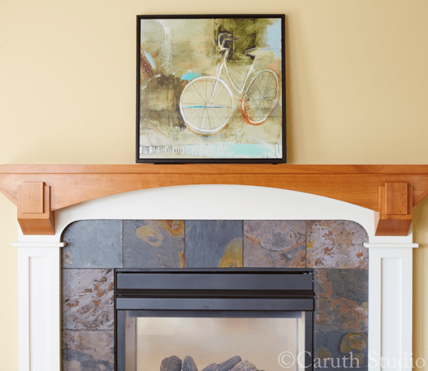 Styled-Fireplace-Mantel-step-1