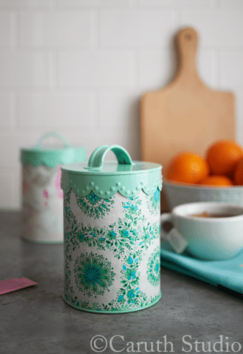 Canisters-covered-with-fabric-scraps