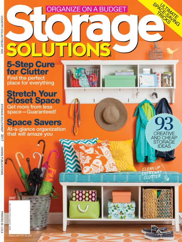 Storage Solutions COVER 2017