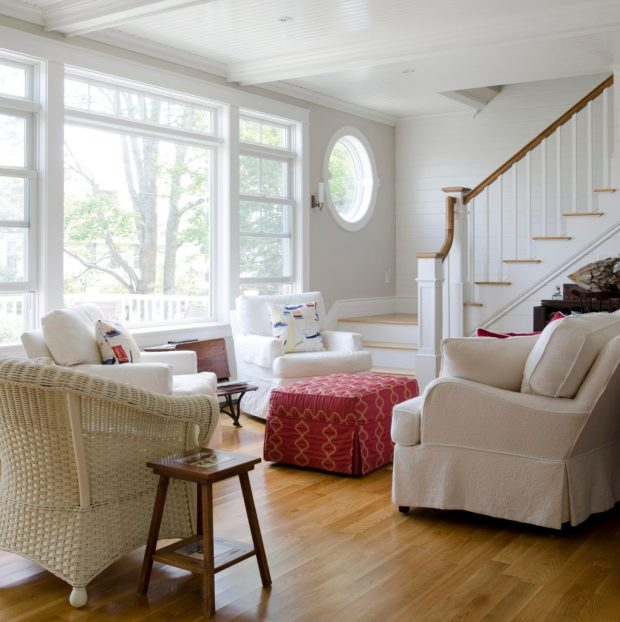 Rabbit living room