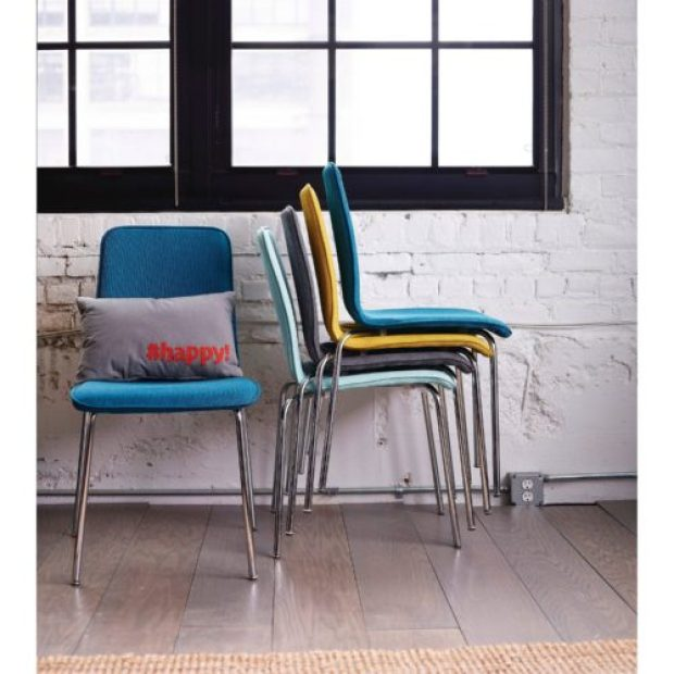 Upholstered Stacking Chair - Room Essentials™