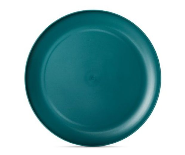 Plastic Dinner Plate 10.5in Turquoise - Room Essentials™